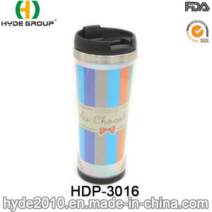 Stainless Steel Pretty Design Mug Coffee Mug Travel Mug (HDP-3016) pictures & photos