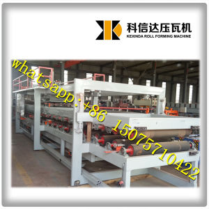 Wall Sandwich Panel Production pictures & photos