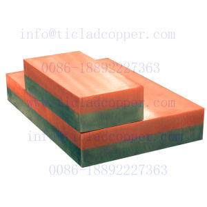 Steel Clad Aluminum / Aluminum Clad Steel Sheet pictures & photos