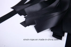 Customize Eco Ribbon with Iron Buckle for Gift Box Handle pictures & photos