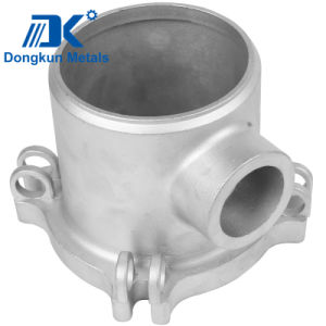 304 Stainless Steel Pump Casting Parts Customized pictures & photos