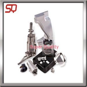 Aluminum CNC Machining Parts by Draws pictures & photos