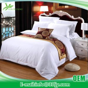 4 PCS Discount Satin Pillow Cover for Hotel Apartment pictures & photos