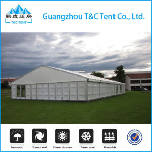 500 People Aluminum Wedding Hall Tent with ABS Hard Wall pictures & photos