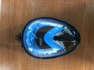 Scuba Diving Deep Swimming 180 Wide View Snorkel Mask pictures & photos