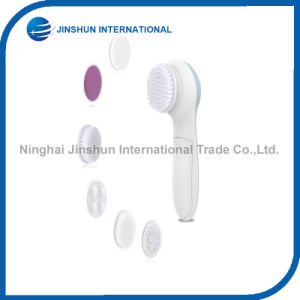 Skin Care New Product Facial Cleansing Massager Vibrator Handheld Face Massager Brush pictures & photos