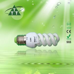 11W 13W 15W Full Spiral 3000h/6000h/8000h 2700k-7500k E27/B22 220-240V CFL Lamps pictures & photos