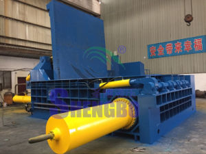 Steel Wire Scrap Push out Recycling Baler pictures & photos