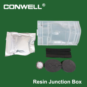 PP Material Branch Connection Style Resin Plastic Box pictures & photos