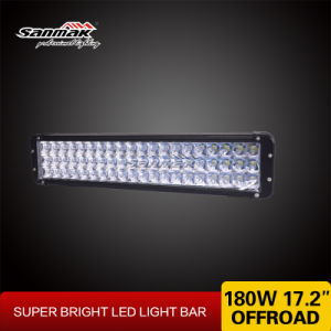 17′′ 180W Truck Offroad Light High Power LED Light Bar pictures & photos