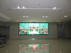 P3 / P4 / P5 / P6 Indoor Full Color LED Display LED Video Wall pictures & photos