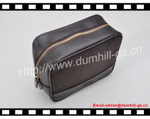 Fashion Grade Luxury Business Leather Wash Bag Wholesale pictures & photos
