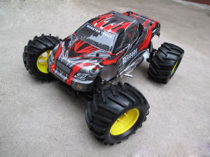 RC Hobby/1: 8 Nitro Gas Two-Speed off-Road Car/RC Car pictures & photos