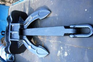Speck Anchor for Ocean Going Vessels pictures & photos