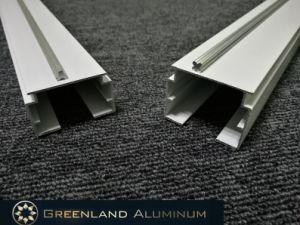 Hot Sale Aluminium Curtain Rails Series for Vertical Blind pictures & photos