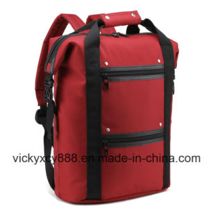 Double Shoulder Fashion Leisure Laptop Computer Notebook Bag Backpack (CY3695) pictures & photos