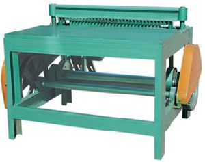 China Linyi Wood Veneer Teeth Clipper Jointing Machine pictures & photos