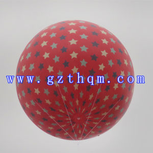 Inflatable Advertising Helium Balloon/Square Helium Balloon for Advertising pictures & photos