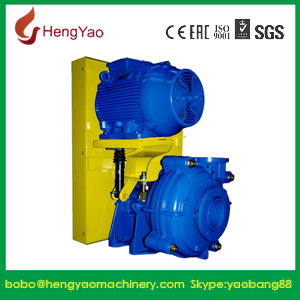 Filter Press Feeding Slurry Pump pictures & photos