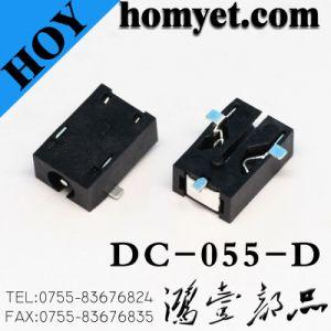 1.0mm Pitch SMT DC Socket DC Power Jack (DC-053) pictures & photos