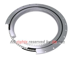 Experienced Single Row Ball Slewing Ring Bearing Manufacturer Since 2011 pictures & photos