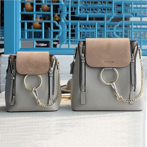 100% Genuine Leather Handbag New Chain Deisgn Shoulder Bag 2 Size for Ladies From OEM Factory Emg4906 pictures & photos