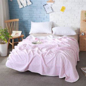 Promotional Indoor Cotton Quilt / Blanket / Sheet pictures & photos