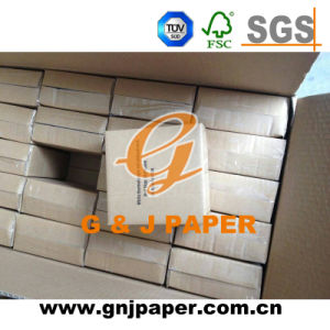 Cheap Thermal Paper in Rolls Without Core for Wholesale pictures & photos