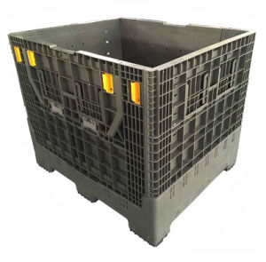 Collapsible Pallet Container L1200*W1000*H1000mm pictures & photos