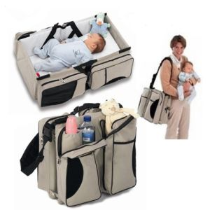 Portable Baby Travel Sleeping Bed Bag with Foldable Handbag Shape pictures & photos