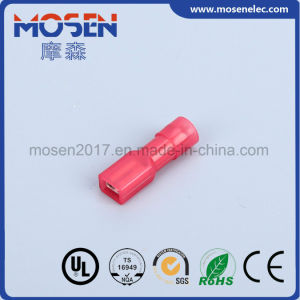 Fdfnyd Nylon Fully Insulated Female Quick Disconnector Terminal Double Crimp pictures & photos