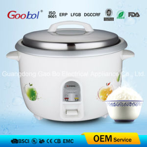 Aluminum Inner Pot Big Rice Cooker pictures & photos