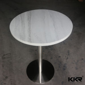 Custom Size Artificial Stone Furniture Dining Table 0713 pictures & photos