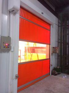 Intelligence and Durable Rapid Rolling Door Door pictures & photos