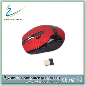 2014 Newest 6D Scroll 2.4G Wireless Mouse