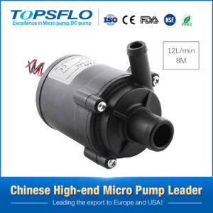 DC Mini Water Pump Solar Submersible Pump pictures & photos