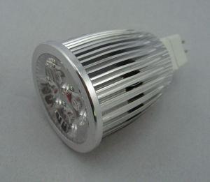 LED Spotlight E27/ (JDR) /GU10/MR16-Al (5*1W)