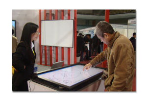 Interactive Table/ Interactive Touch Screen/ Infared Touch Screen