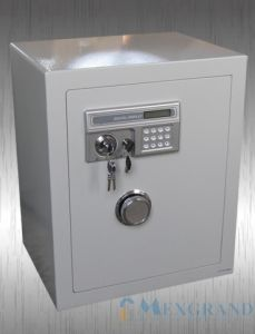 Electronic Office Safe with Combination (MG-CD48-15L) pictures & photos