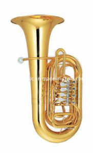 3/4 C Key Tuba 4 Roatry Keys (JTUC-400)