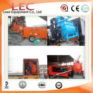 Light Weight Clc Foam Concrete Block Making Machine pictures & photos