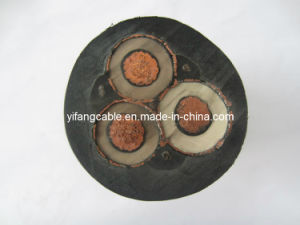 Mv Rubber Insulated Flexible Copper Power Cable pictures & photos