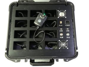Police Automatic Docking Station for up Load and Charging pictures & photos
