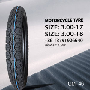 Motorcycle Tube and Tyre Cst Cenew Pattern pictures & photos