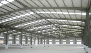 Argentina Prefabricated Steel Building Clear Span 60m (BR00031)