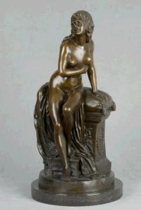 Bronze Sculpture Figure Statue (HYF-1075)