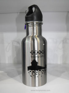 Senic Souvenir Travel Gifts Stainless Steel Sports Bottle pictures & photos