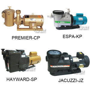 Newest Cost-Effective 2-15HP Swimming Pool Pumps pictures & photos