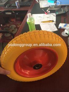 PU Foam Tire 3.00-8 (13X3) Flat Free Tire 3.25-8 PU Foam Wheel pictures & photos