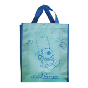 Promotional PP Non Woven Bag Shopping (MECO389) pictures & photos